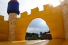 Skákací hrady, nafukovací atrakce